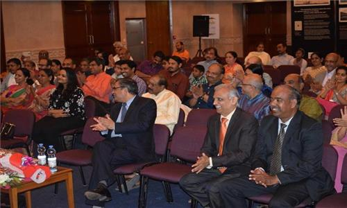 A Lecture Demonstration on Indian classical music by His Highness Prince Rama Varma of Travancore was given at the Embassy on 22nd February 2017.