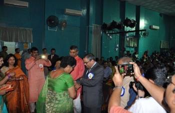 Ambassador was the Chief Guest at Sanskrit Dinam and Vishwa Bandhutwa Divas