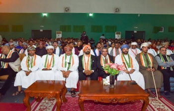 Celebration of 70th Anniversary of Independence of India at Salalah on 20th August, 2017