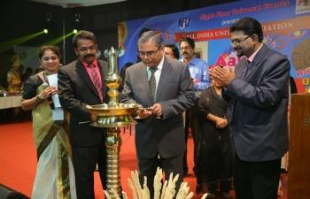 Ambassador inaugurated joint Onam-Eid Celebration, organized by All India United Association on 2nd September 2017