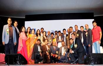 """Ambassador was invited as Chief Guest at """"Hasya Mev Jayate"""" - Hasya Kavi Sammelan organized by Hindi Wing of Indian Social Club, Muscat."""