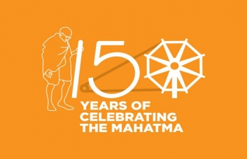 Commemoration of the two year celebration of 150th Birth Anniversary of Mahatma Gandhi from 2nd October 2018 to  2nd October 2020