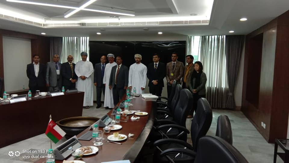 The 7th meeting of India-Oman Joint Working Group on Manpower was held in New Delhi on 27-28 February 2019. The delegation from Oman also visited Pradhan Mantri Kaushal Kendra
