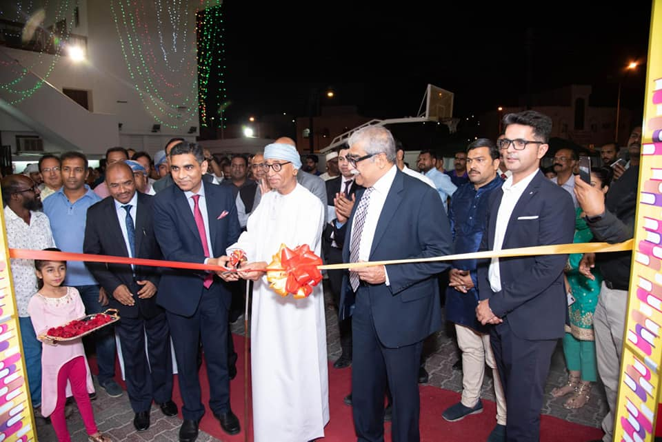 Commencement of Bookfest 2019 at Indian Social Club, Oman