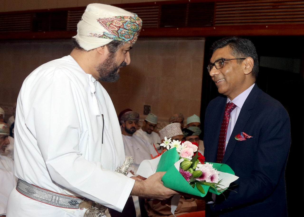 India & Oman celebrate strong ties in Technical and Economic Cooperation! Celebration of ITEC day with more than 150 ITEC alumni.