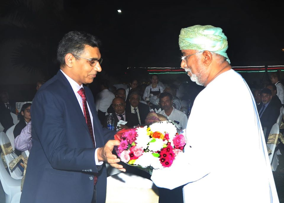 Embassy of India organized India- Oman Investment Meet.